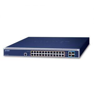 GS-6322-24P4X PoE Switch