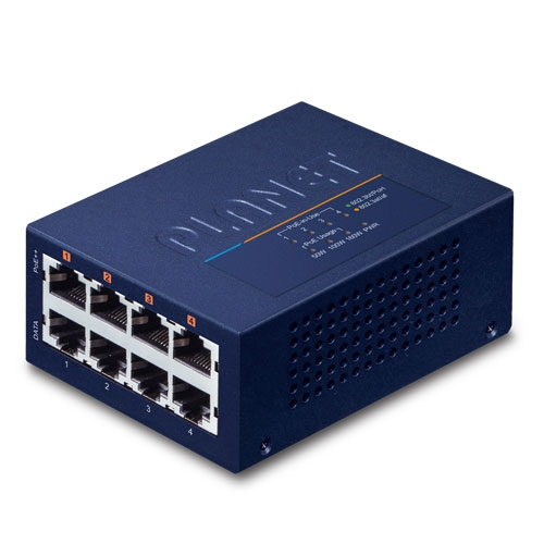 UPOE-400 4-Port Multi-Gigabit 802.3bt PoE++ Injector Hub (160W)