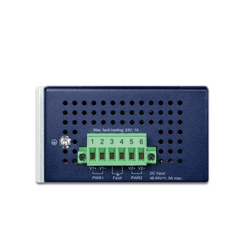 IPOE-470 Industrial PoE Injector Top