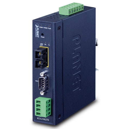 ICS-2102TS Industrial Serial Device Server