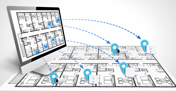 WiFi Floor Maps