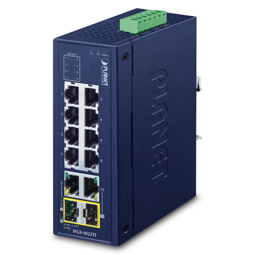IFGS-1022TF Industrial Switch
