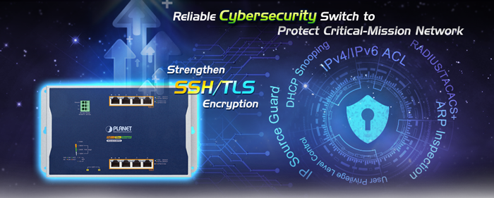 WGS-4215-8HP2S Cybersecurity