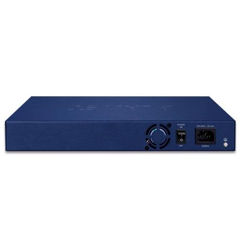 GS-6320-8P2X PoE Switch Back