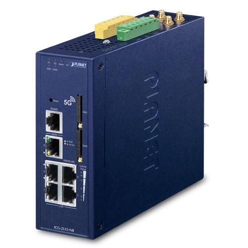 ICG-2515-NR Cellular Gateway Side