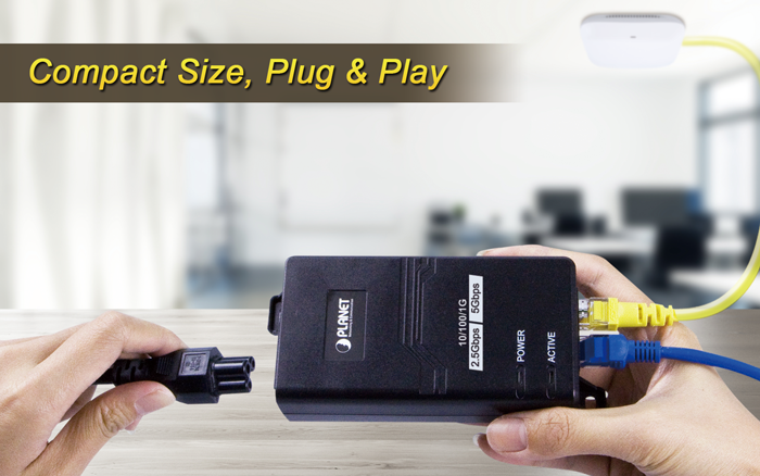 POE-165 Compact Size